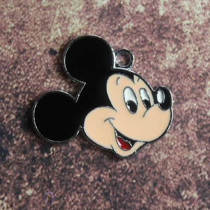 Emaille Mickey Mouse
