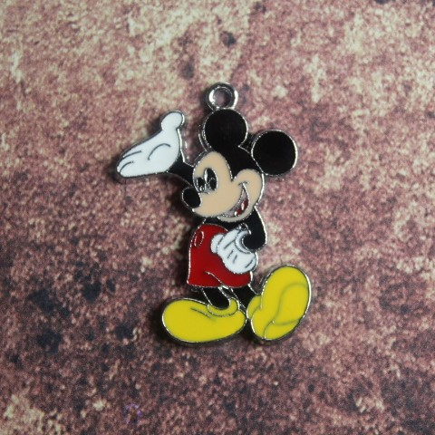 | Emaille Mickey Mouse