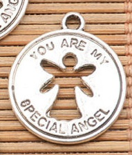 you are my special angel bedel