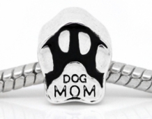 Dierenpoot ' ' Dog Mom ' Pandora-style
