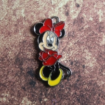 Emaille Minnie Mouse