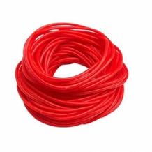rood rubber armbandje